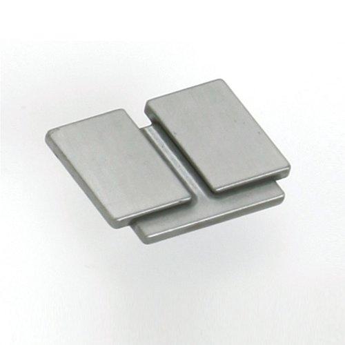 Laurey Hardware Division 1-3/8 Inch Diameter Steel Cabinet Knob 38087