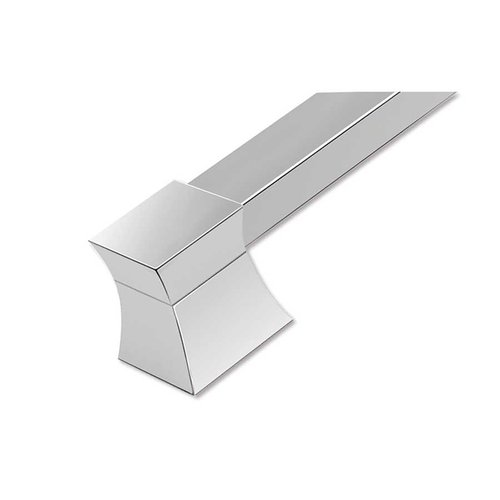 Zen Vitta 31-1/2 Inch Center to Center Aluminum Chrome Cabinet Pull ZP0771.72