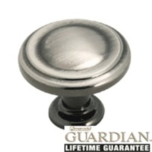Hint of Heritage 1-1/8 Inch Diameter Pewter Cabinet Knob <small>(#BP2370PWT)</small>