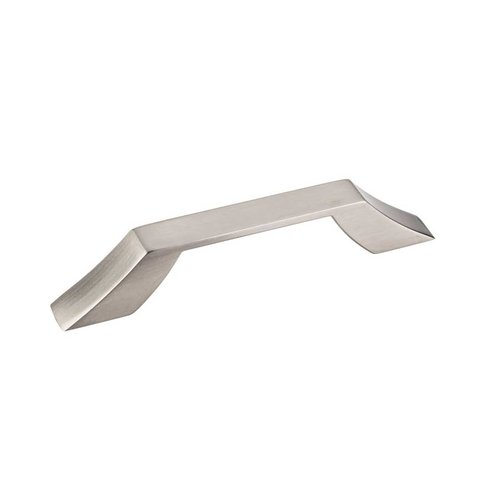 Royce 3-3/4 Inch Center to Center Satin Nickel Cabinet Pull <small>(#798-96SN)</small>