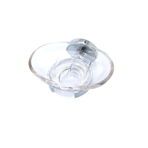 R. Christensen Wall Mount Soap Dish Polished Chrome 2217US26
