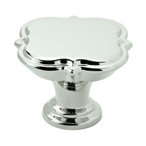 "Grace Revitalize Knob 1-3/4"" Dia Polished Nickel <small>(#BP36629PN)</small>"