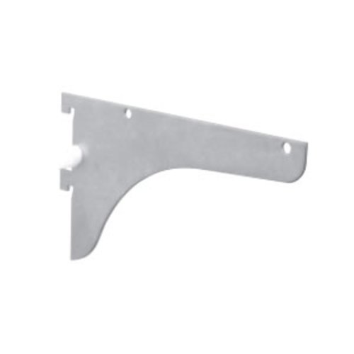 KV #186 Steel Bracket 10 inch Stainless <small>(#186LL SS 10)</small>
