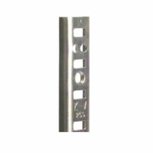 "Knape and Vogt KV #255 Steel Pilaster Strip-Zinc 18"" 255 ZC 18"