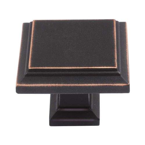 Atlas Homewares Sutton Place 1-1/4 Inch Diameter Venetian Bronze Cabinet Knob 289-VB