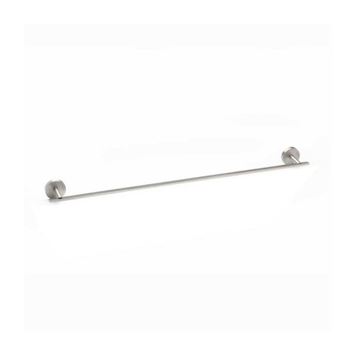 24 inch Single Towel Bar Brushed Nickel <small>(#6214-3BPN-P)</small>