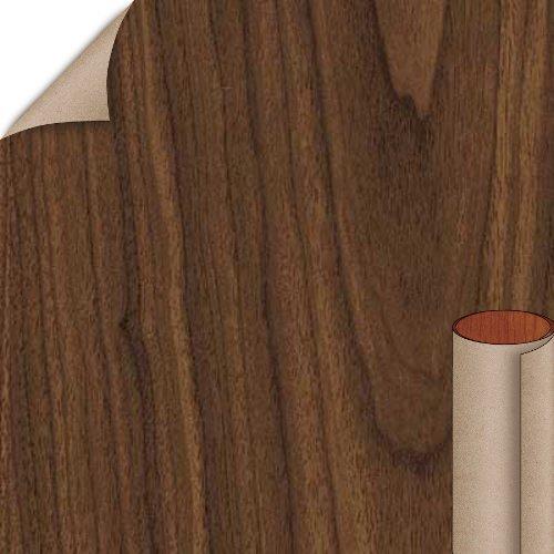 Wilsonart Montana Walnut Fine Grain Finish 4 ft. x 8 ft. Vertical Grade Laminate Sheet 7110TK-78-335-48X096