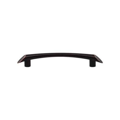 Top Knobs Barrington 5-1/16 Inch Center to Center Tuscan Bronze Cabinet Pull TK783TB