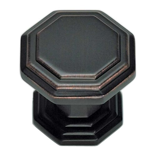 Atlas Homewares Dickinson 1-1/4 Inch Diameter Venetian Bronze Cabinet Knob 319-VB