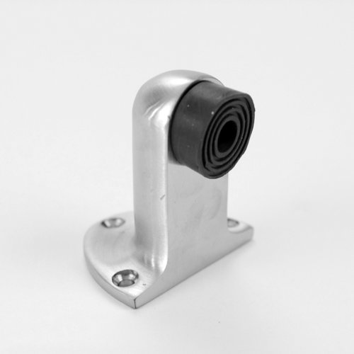 Door Stop 2-1/2 inch H Satin Chrome <small>(#1449-626)</small>
