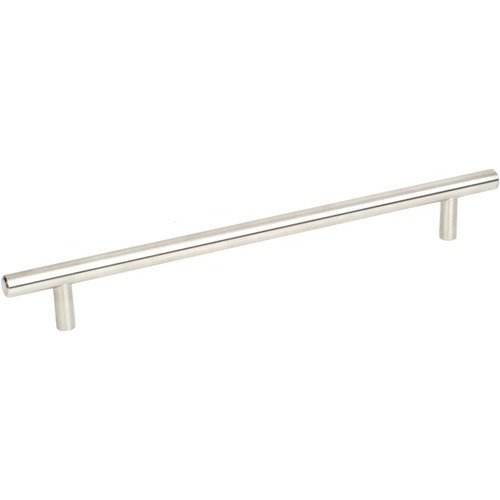 Century Hardware Stainless 11-5/16 Inch Center to Center Brushed Stainless Steel Cabinet Pull 40459E-32d