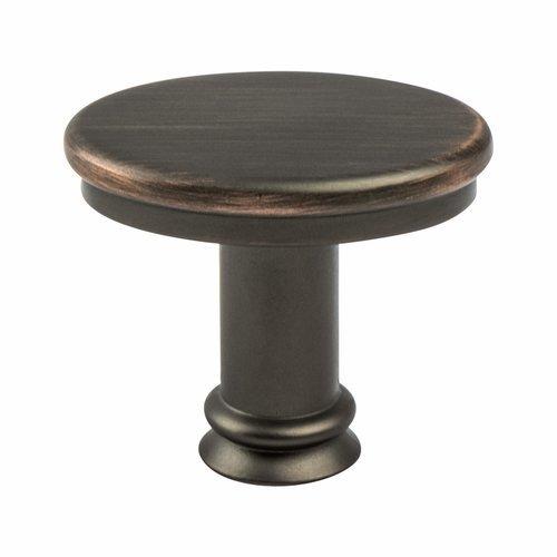 Berenson Deirdra 1-7/16 Inch Length Verona Bronze Cabinet Knob 4062-10VB-P