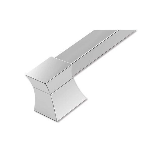 Zen Vitta 19-11/16 Inch Center to Center Aluminum Chrome Cabinet Pull ZP0769.72