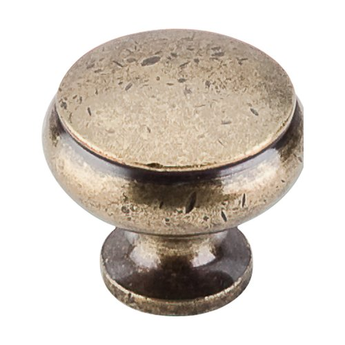 Top Knobs Tuscany 1-1/4 Inch Diameter German Bronze Cabinet Knob M208