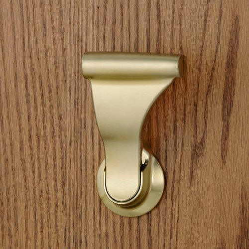 "Soss UltraLatch for 1-3/4"" Door Satin Brass L28-3"