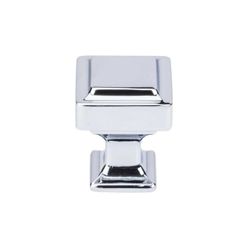 Transcend 1 Inch Diameter Polished Chrome Cabinet Knob <small>(#TK700PC)</small>