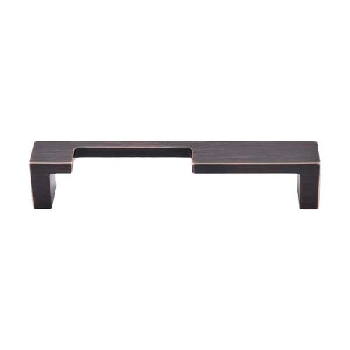 Top Knobs Sanctuary II 5 Inch Center to Center Tuscan Bronze Cabinet Pull TK256TB