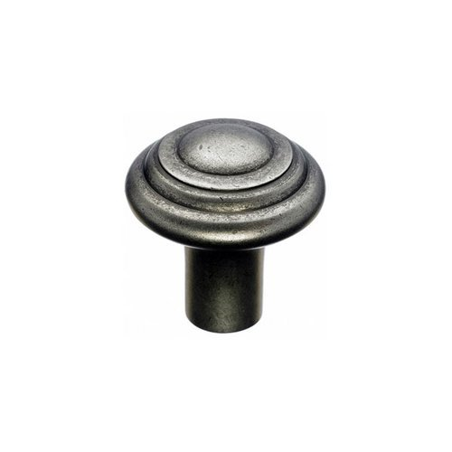 Top Knobs Aspen 1-1/4 Inch Diameter Silicon Bronze Light Cabinet Knob M1470