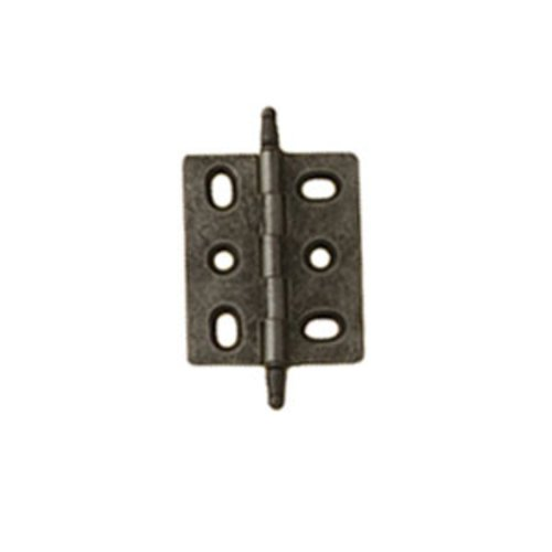Elite Mortised Butt Hinge 50X40mm - Pewter <small>(#354.17.900)</small>
