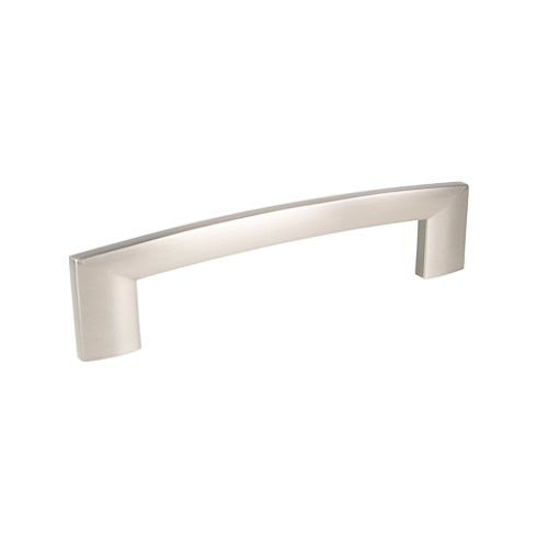 Century Hardware Villon 5-1/16 Inch Center to Center Dull Satin Nickel Cabinet Pull 24468-DSN