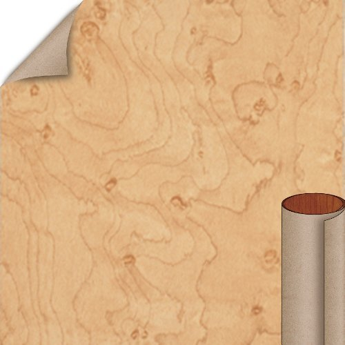 Nevamar Honey Maple Textured Finish 4 ft. x 8 ft. Vertical Grade Laminate Sheet WM8322T-T-V3-48X096