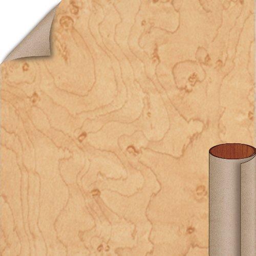 Nevamar Honey Maple Textured Finish 4 ft. x 8 ft. Vertical Grade Laminate Sheet WM8322T-T-V3-48X096