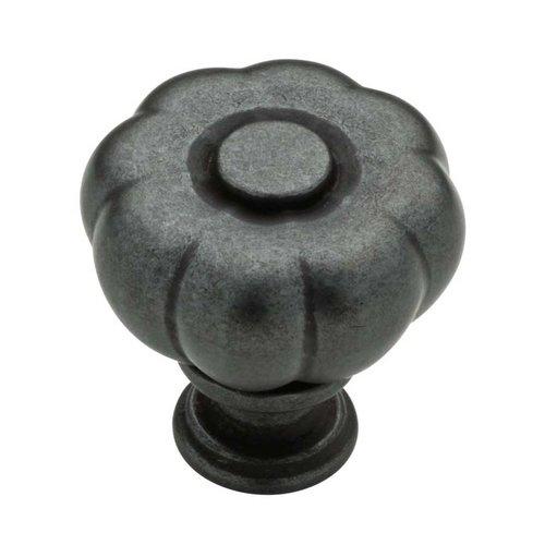 Liberty Hardware Abella 1-1/4 Inch Diameter Soft Iron Cabinet Knob P28195-SI-C