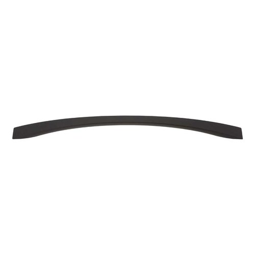 Sleek 11-5/16 Inch Center to Center Black Cabinet Pull <small>(#A882-BL)</small>