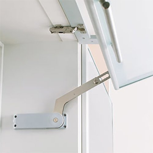 Horizontal Bi-Folding Door Mechanism <small>(#HBFN-2S)</small>