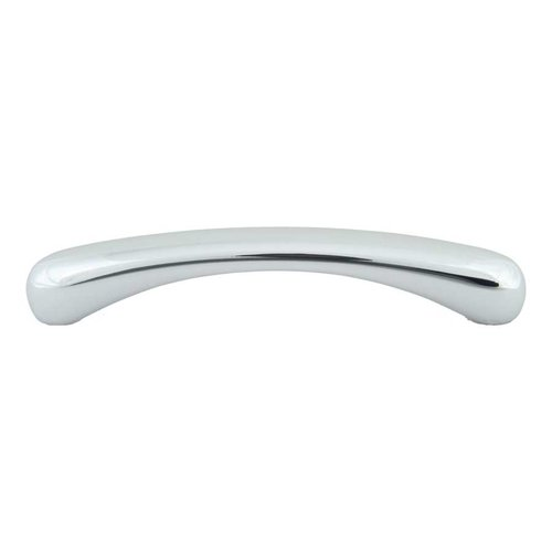 Atlas Homewares Successi 3-3/4 Inch Center to Center Polished Chrome Cabinet Pull A801-CH