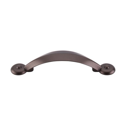 Top Knobs Dakota 3 Inch Center to Center Oil Rubbed Bronze Cabinet Pull M1730