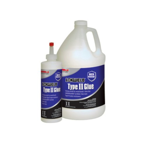 Wilsonart Lokweld Type II Wood Glue - Gallon WA-02OWT1GAL