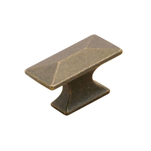 Hickory Hardware Bungalow 1-3/4 Inch Length Windover Antique Cabinet Knob P2151-WOA