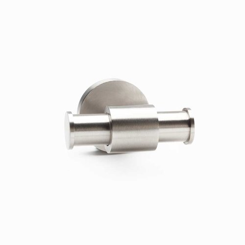 R. Christensen Pipe Dreams Robe Hook Brushed Nickel 6110-3BPN-P