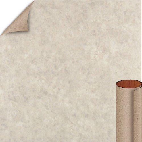 Nevamar Paris White Potterware Textured Finish 4 ft. x 8 ft. Vertical Grade Laminate Sheet PO7001T-T-V3-48X096