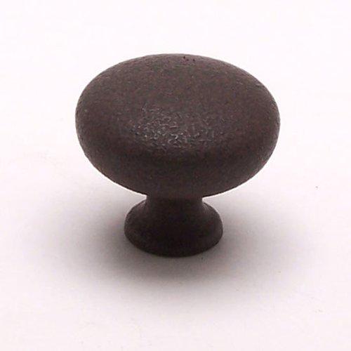 Berenson American Mission 1-1/4 Inch Diameter Dull Rust Cabinet Knob 2055-1FE-P
