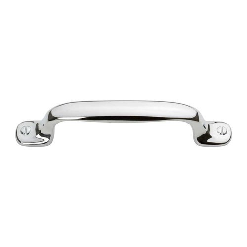 Atlas Homewares Ergo 3-3/4 Inch Center to Center Polished Chrome Cabinet Pull A868-CH