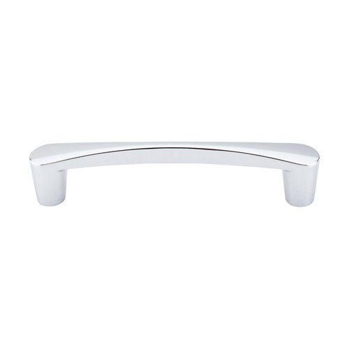 Top Knobs Nouveau III 5-1/16 Inch Center to Center Polished Chrome Cabinet Pull M1181
