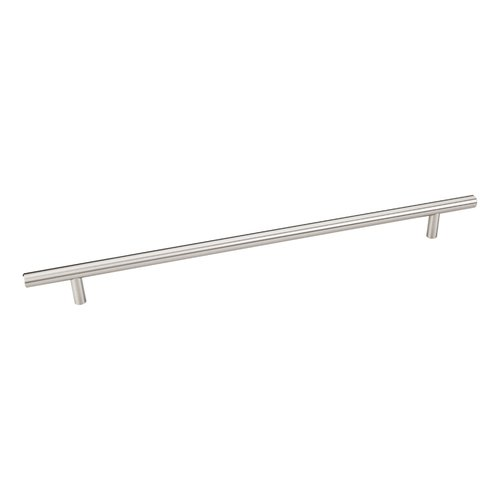 Elements by Hardware Resources Naples Cabinet Pull 640MM Center to Center Satin Nickel 720SN