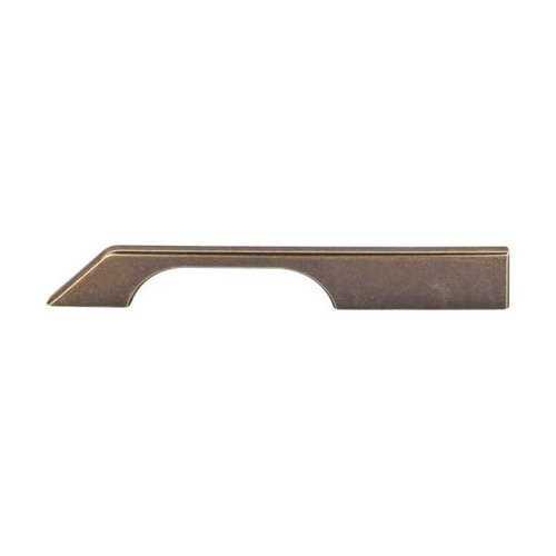 Top Knobs Sanctuary 7 Inch Center to Center German Bronze Cabinet Pull TK15GBZ