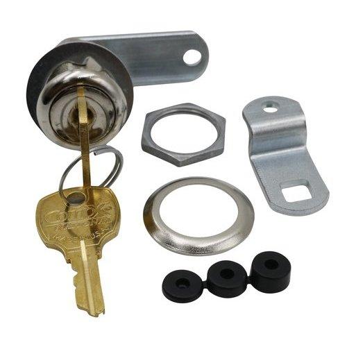 CompX Cam Lock Keyed Alike Key #390-Nickel C8053-14A-C390A
