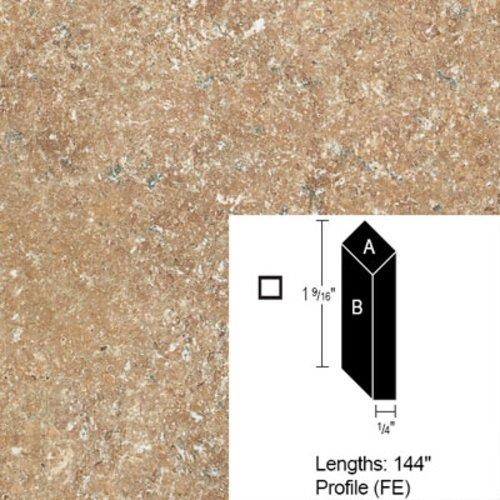 Wilsonart Bevel Edge - Antique Roca-12Ft CE-FE-144-4838-38