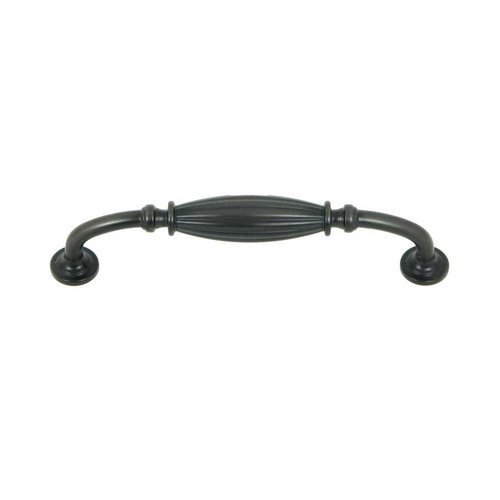 Stone Mill Hardware Vienna 5 Inch Center to Center Oil Rubbed Bronze Cabinet Pull CP5250-OB