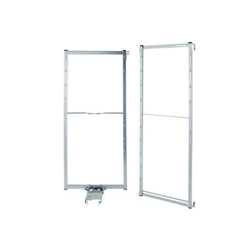 "Kessebohmer Tandem Chefs Pantry Frame 18"" W Silver 546.64.912"
