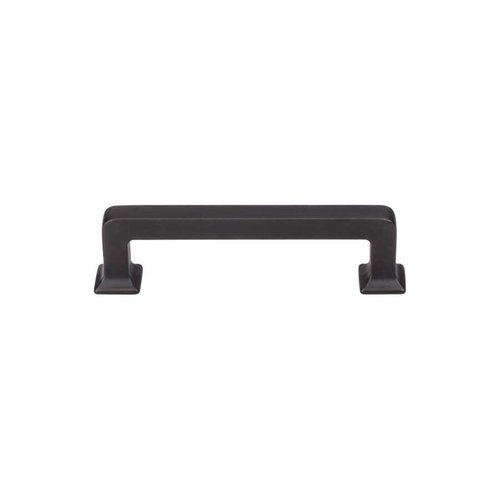 Top Knobs Transcend 3-3/4 Inch Center to Center Sable Cabinet Pull TK703SAB