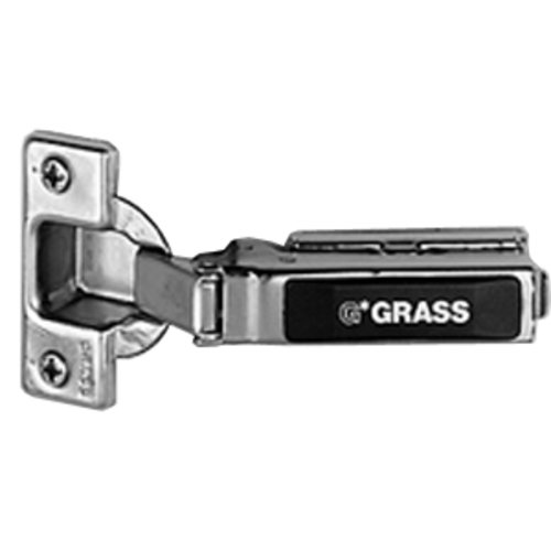 Grass 3804 Half Overlay 120 Degree Self-Closing Hinge 12634