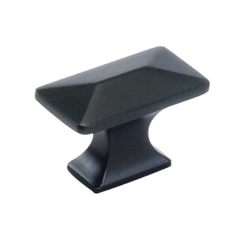 Hickory Hardware Bungalow 1-1/4 Inch Length Oil Rubbed Bronze Cabinet Knob P2150-10B