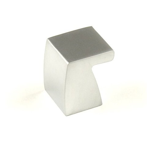 Fairmont 3/4 Inch Diameter Dull Chrome Europe Cabinet Knob <small>(#29002-DCE)</small>