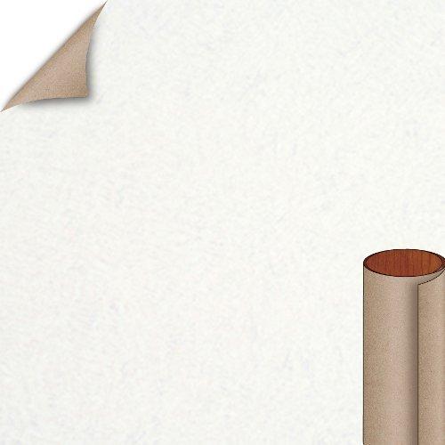 Nevamar White Phantasy Textured Finish 4 ft. x 8 ft. Vertical Grade Laminate Sheet PH7001T-T-V3-48X096