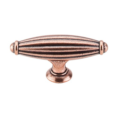 Top Knobs Tuscany 2-5/8 Inch Length Old English Copper Cabinet Knob M227